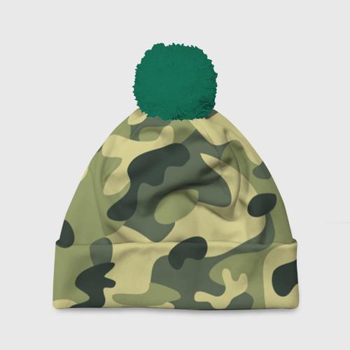 Зелёный камуфляж