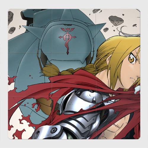 Магнитный плакат 3Х3 Fullmetal Alchemist