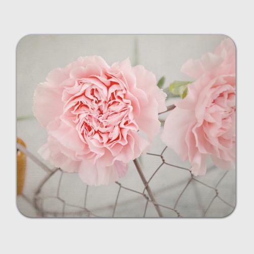 Коврик для мышки прямоугольный  Фото 01, Розовый цветок