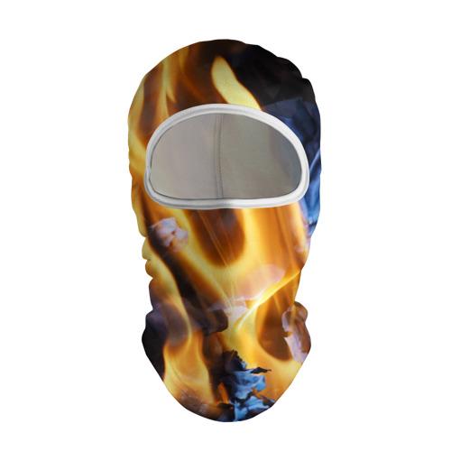 Балаклава 3D  Фото 01, Пламя