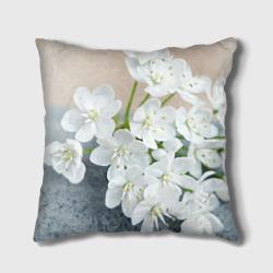 Белые цветочки 3