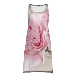 Розовый цветок 5