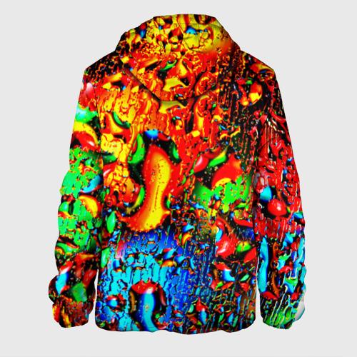 Мужская куртка 3D  Фото 02, Краска