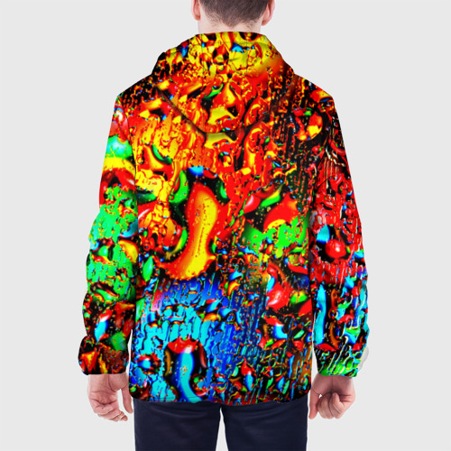 Мужская куртка 3D  Фото 05, Краска