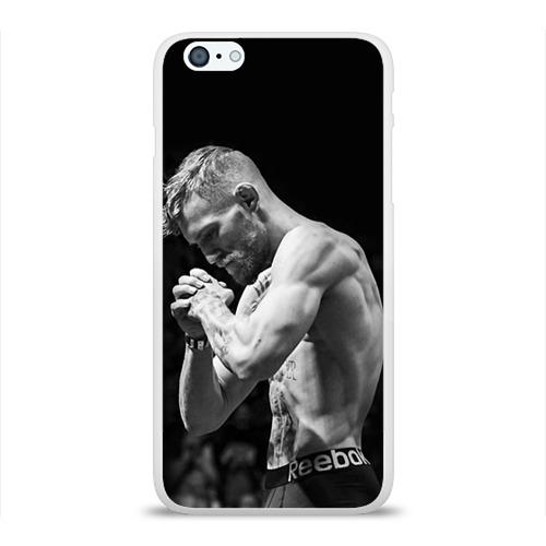 Чехол для Apple iPhone 6Plus/6SPlus силиконовый глянцевый  Фото 01, Конор Макгрегор 10
