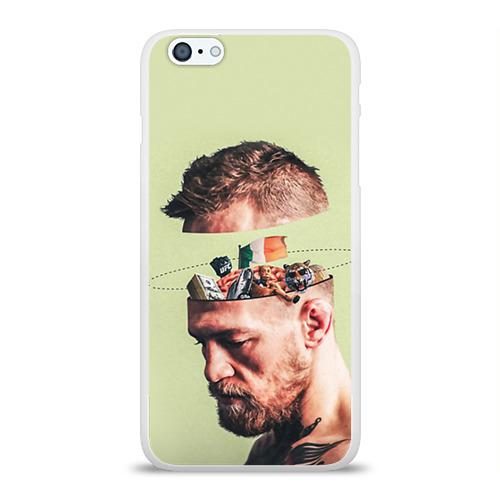 Чехол для Apple iPhone 6Plus/6SPlus силиконовый глянцевый  Фото 01, Конор Макгрегор 12