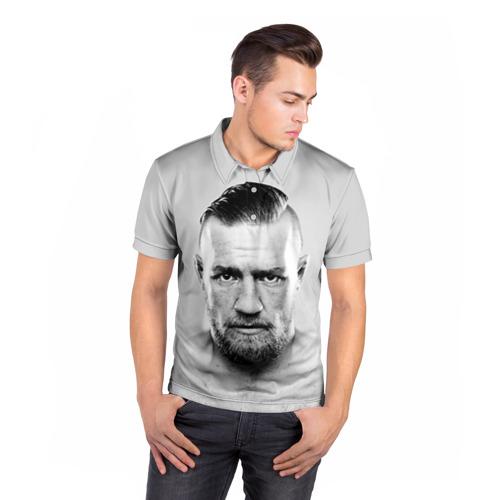 Мужская рубашка поло 3D  Фото 05, Конор Макгрегор 16
