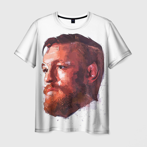 Мужская футболка 3D  Фото 01, Конор Магрегор 21