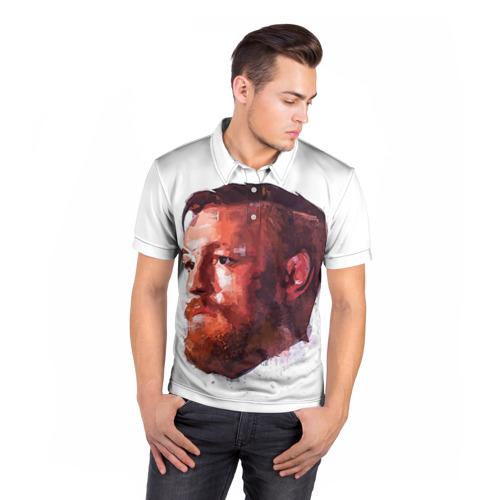 Мужская рубашка поло 3D  Фото 05, Конор Магрегор 21