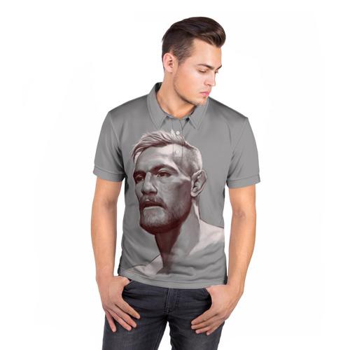 Мужская рубашка поло 3D  Фото 05, Конор Макгрегор 28