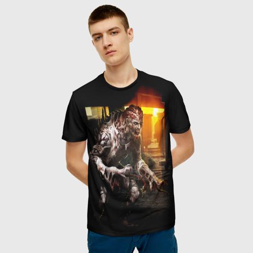 Мужская футболка 3D Dying Light Фото 01