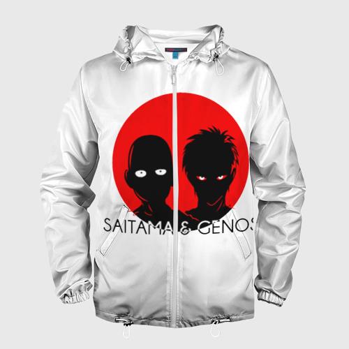 Saitama & Genos
