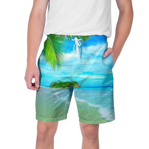 Мужские шорты 3D Лето