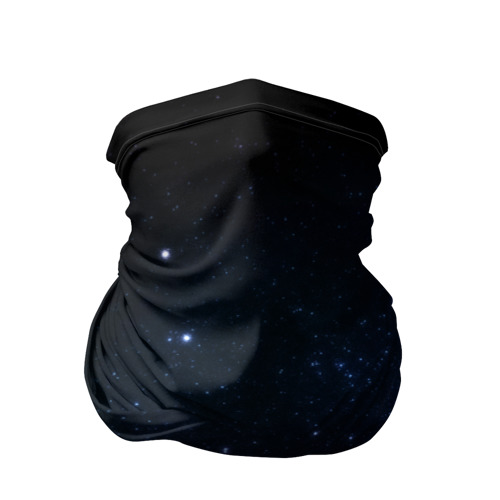 Бандана-труба 3D  Фото 01, Deep Space