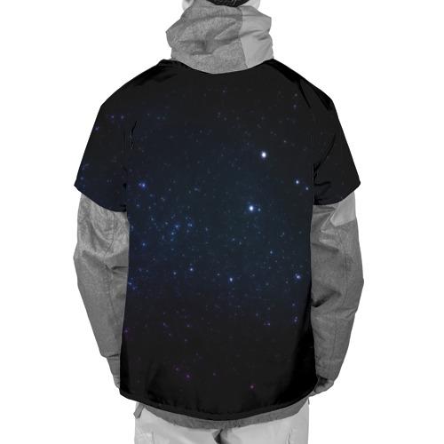 Накидка на куртку 3D  Фото 02, Deep Space