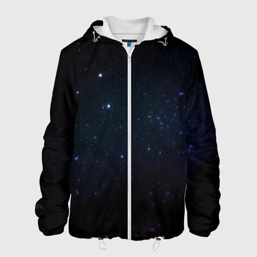 Мужская куртка 3D  Фото 01, Deep Space