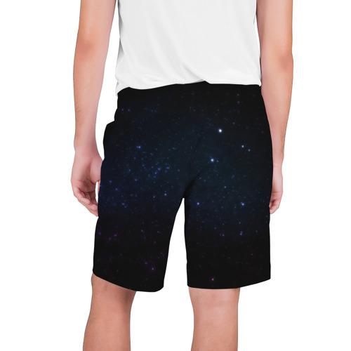 Мужские шорты 3D  Фото 02, Deep Space