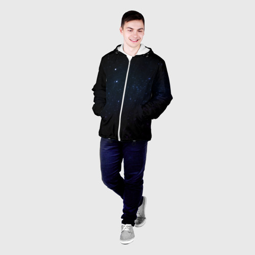 Мужская куртка 3D  Фото 03, Deep Space