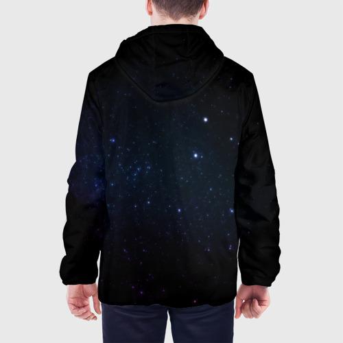 Мужская куртка 3D  Фото 05, Deep Space