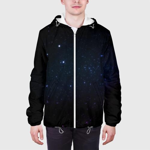 Мужская куртка 3D  Фото 04, Deep Space
