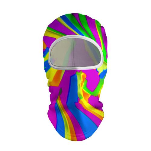 Балаклава 3D  Фото 01, Tie-Dye