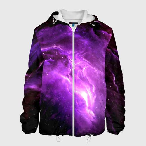 Мужская куртка 3D  Фото 01, cosmos