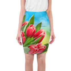 Полевые тюльпаны