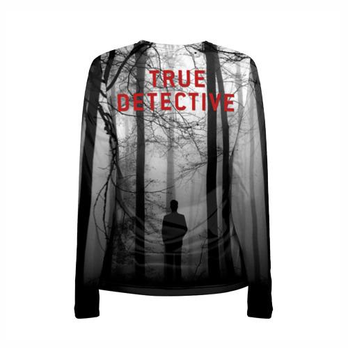 Женский лонгслив 3D для беременных  Фото 02, True Detective