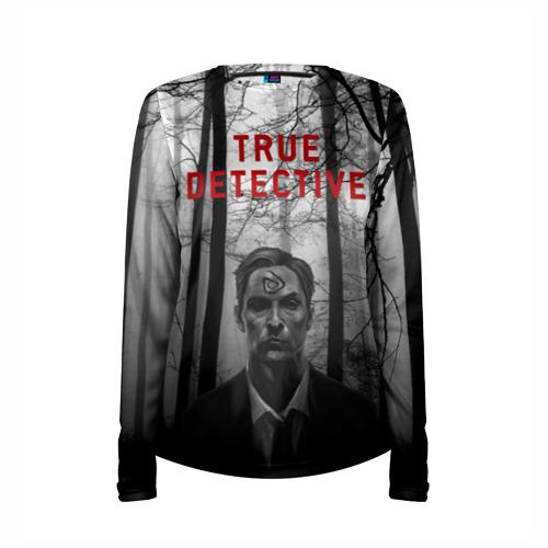 Женский лонгслив 3D для беременных  Фото 03, True Detective