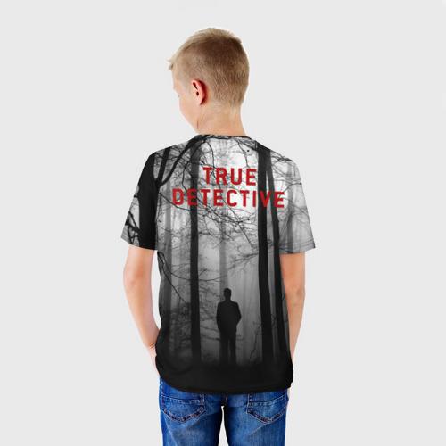 Детская футболка 3D  Фото 02, True Detective