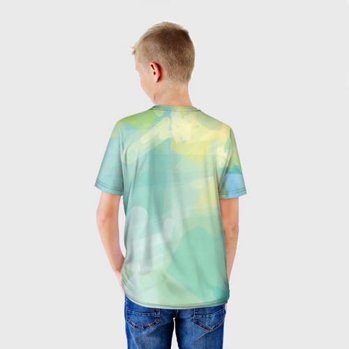Детская футболка 3D Элементарно Фото 01