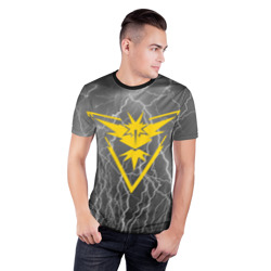 Team Instinct Simple Gray