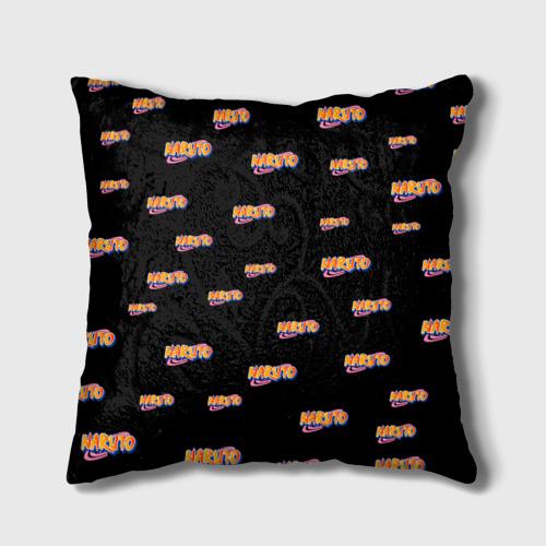 Подушка 3D Naruto Multi Logo Фото 01