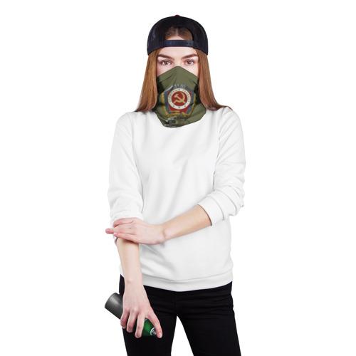 Бандана-труба 3D  Фото 02, Отличный Танкист (Т-28 цвет)