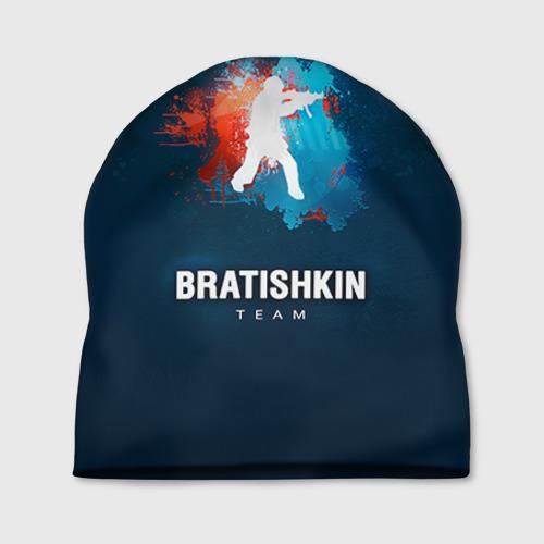 Шапка 3D Bratishkin 5