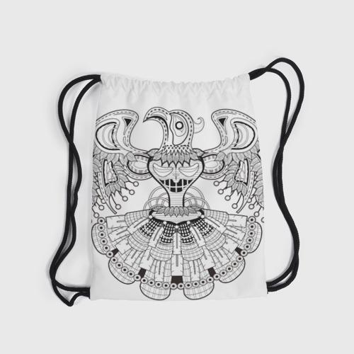 Рюкзак-мешок 3D  Фото 04, Орел Апачи