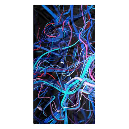 Бандана-труба 3D  Фото 07, Провода
