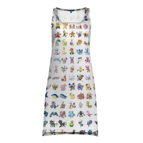 Платье-майка 3D  Фото 01, Wall