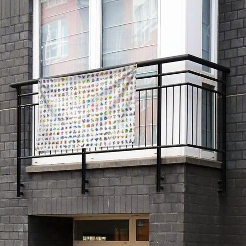 Флаг-баннер Wall Фото 01