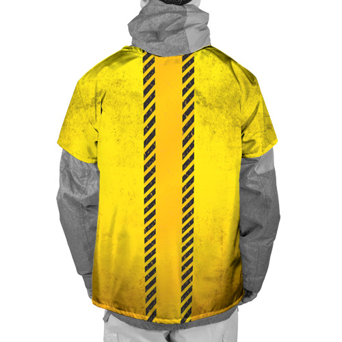 Накидка на куртку 3D  Фото 02, OurVidosTV