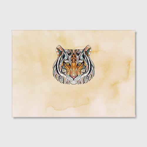 Холст прямоугольный  Фото 02, Тигр 2