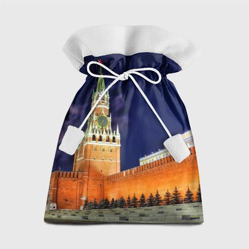 Подарочный 3D мешок Кремль