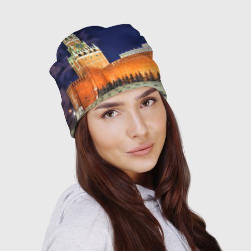 Шапка 3D  Фото 03, Кремль