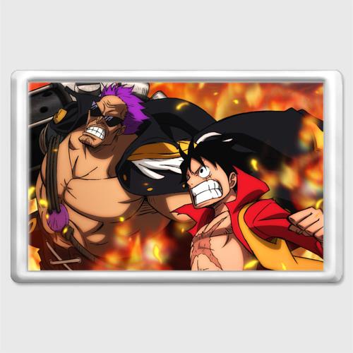 Luffy vs Z