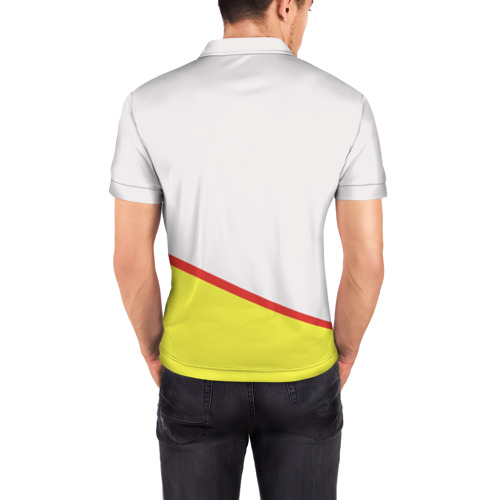 Мужская рубашка поло 3D  Фото 04, Манчестер
