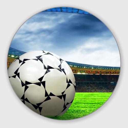 футбол круглая картинка