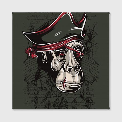 Холст квадратный  Фото 02, Старый пират