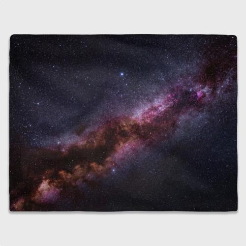 Плед 3D Млечный путь Фото 01