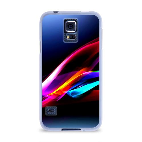 Чехол для Samsung Galaxy S5 силиконовый  Фото 01, Idealizing abstraction