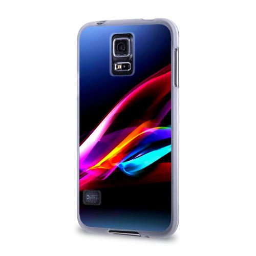 Чехол для Samsung Galaxy S5 силиконовый  Фото 03, Idealizing abstraction
